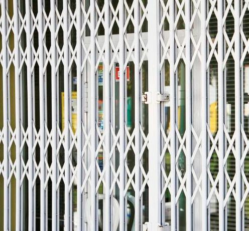 Sicilia hermanos puertas met licas puertas de garaje - Puertas tipo acordeon ...